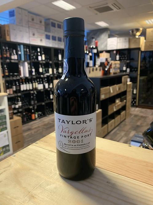 Taylor's Vargellas Vintage Port 2001