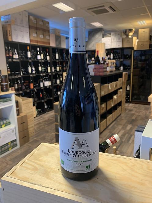 Bourgogne Hautes-Côtes De Nuits Vinification Naturelle 2017