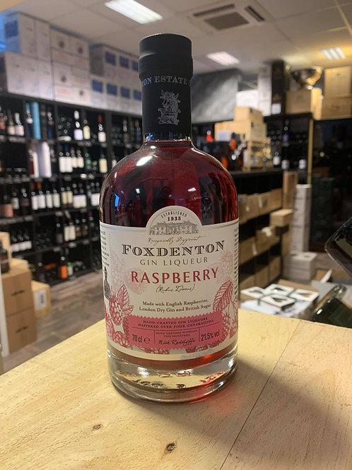 Foxdenton Gin Liqueur Raspberry