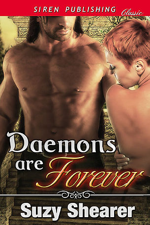 Cover for Daemons Are Forever