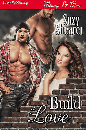 Cover Build A Love Erotic Menage Romance Suzy Shearer