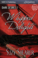 Cover Whipped Delights BDSM Erotic Romance Suzy Shearer
