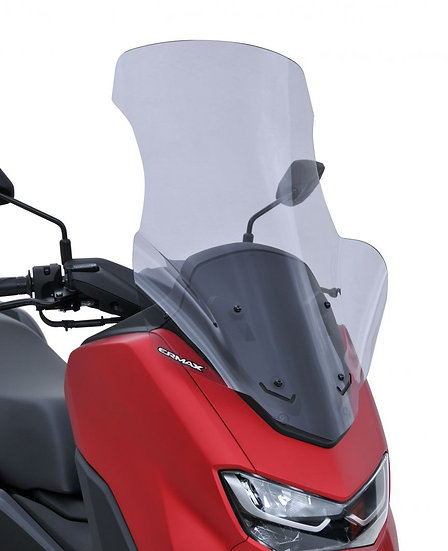 Ermax high protection scooter windshield for N MAX 125 2021