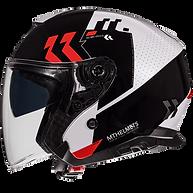 Casque jet pour moto et scooter MT HELMETS THUNDER 3 JET VENUS. Marque de casque epagnol M HELMETS distribué en Suisse par MAGEF DIFFUSION