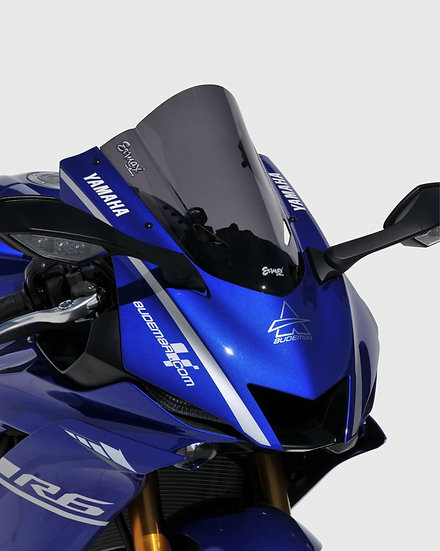 HYPERSPORT AEROMAX screen by ERMAX for YZF R6