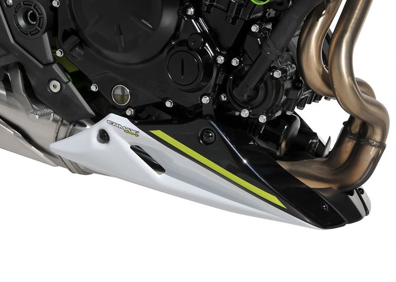 Ermax belly pan for Z650 2020/2021