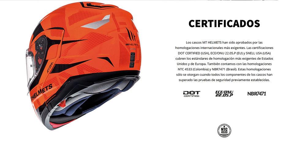 Le casque modulable moto et scooter ATOM SV possède les dernières homolagtions européennes et mondiales afin de arantir vore sécurité. MT HELMETS, conçu pour vous protéger.