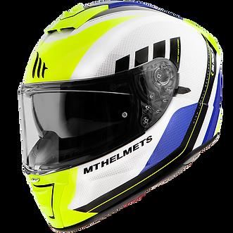 Le casque moto blade 2 SV de MT HELMETS, en polycarbonate et bénificiant de caractéristiques uniques et de technologies dernier cris. La marque MT HELMETS est unmarqu distribué par MAGEF DIFFUSION en SUISSE