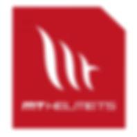 LOGO MT HELMETS, MANUFACTURA THOMAS SA, CARTAGENA ESPAGNE. Casque distribué en Suisse par MAGEF DIFFUSION