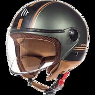 Casque jet pour moto et scooter MT HELMETS  STREET. Marque de casque epagnol M HELMETS distribué en Suisse par MAGEF DIFFUSION.