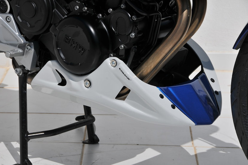 Ermax EVO 3 parts belly pan for F800 R 2009/2014
