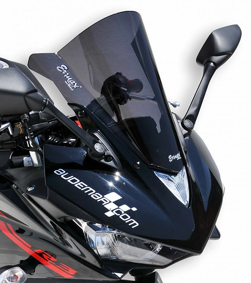 HYPERSPORT AEROMAX screen by ERMAX for YZF R3