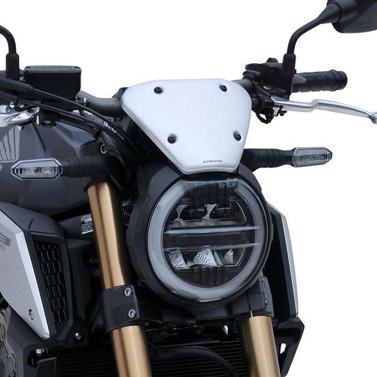 Saute vent sport(+ kit de fixation) ERMAX en aluminium anodisé CB650R 2021
