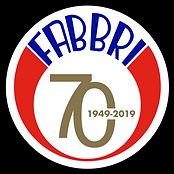 LOGO FABBRI ACCESSORI, Fête ces 70 ans, spécialiste des pare-brise scooter, moto et bulle racing.