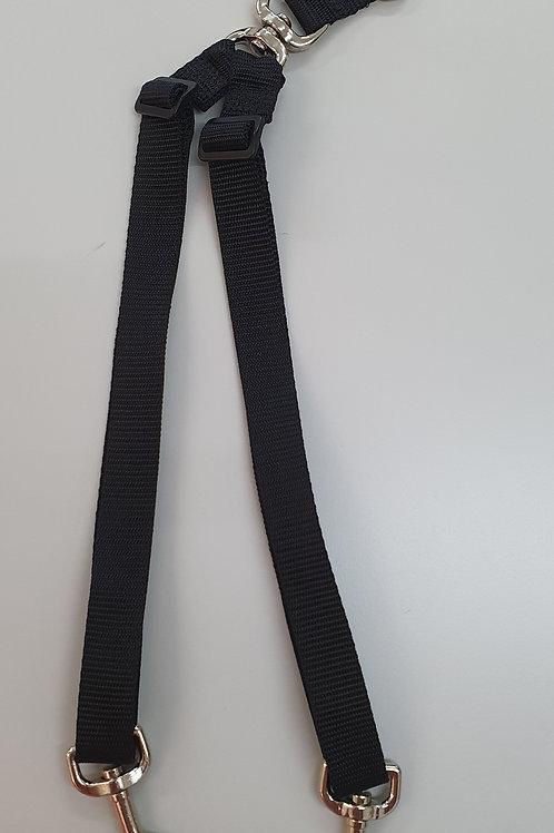 Swivel Double Seat Belt