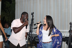 Nehemiah and Mei Lin