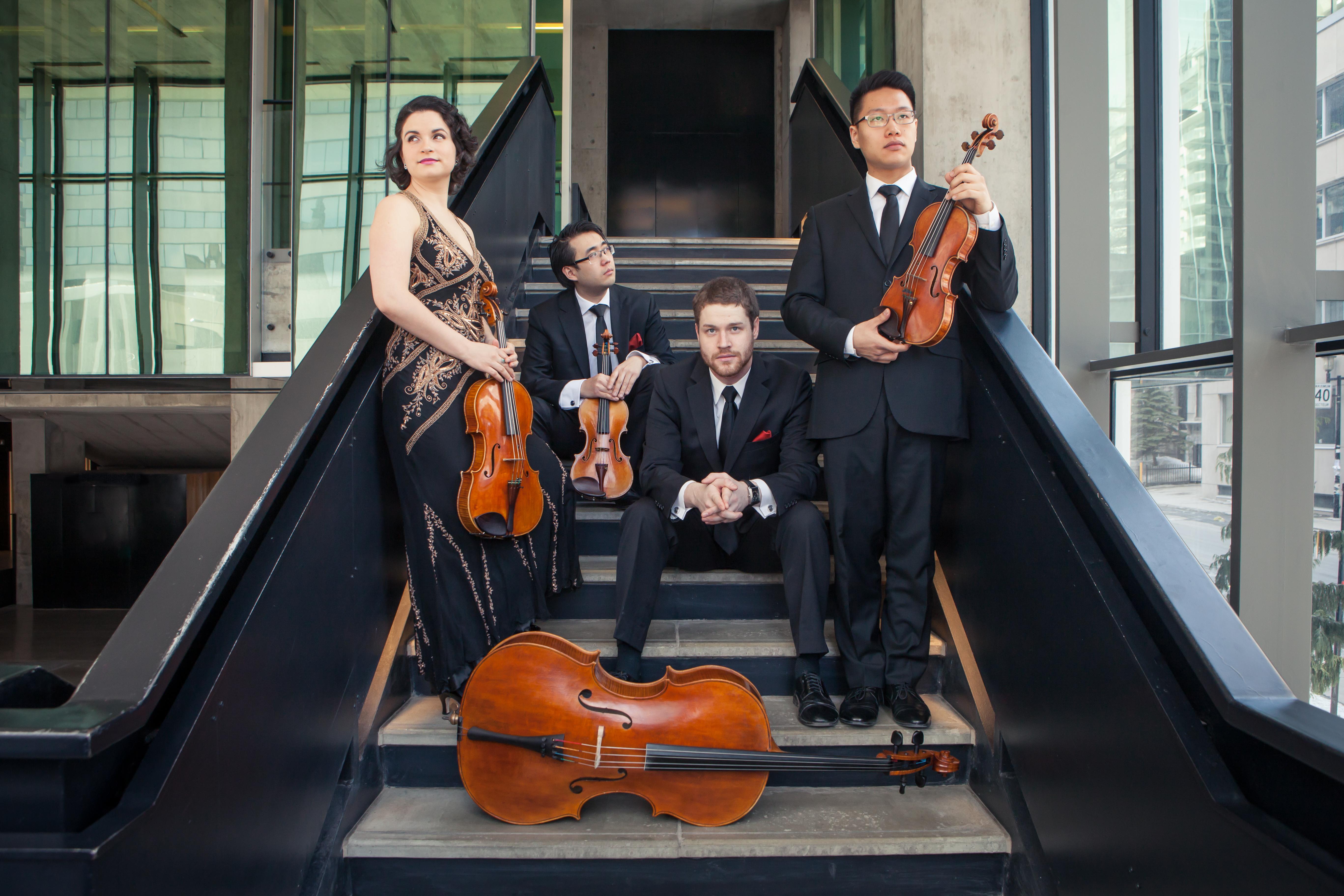 Quatuor Jeanne-Mance