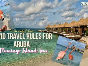 My Aruba Trip To See The Flamingos (2020)