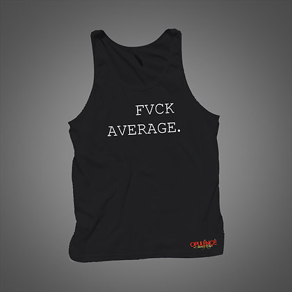 FVCK AVERAGE Top