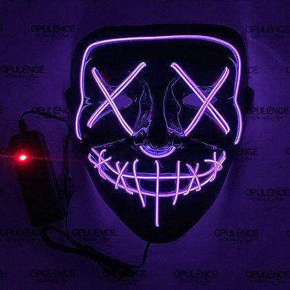 Purge Election Year Mask (Dark Purple)