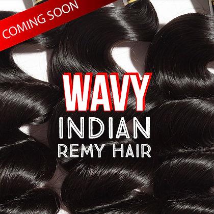 Wavy Victoria Lüxe Indian Hair