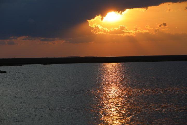 "The ""Sunset Shot"""