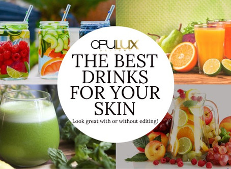 The Best Drinks For Your Skin