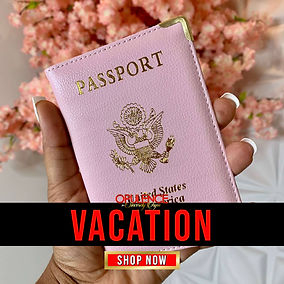 Opulence by Sincerely isyss luxury travel accessories and colorful passport covers, travel essentials