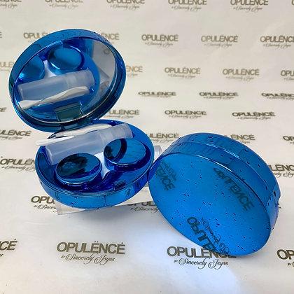 Luxe Contact Compact (Blue Rain)
