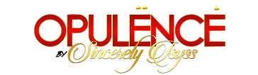 Opulence by Sincerely Isyss Logo
