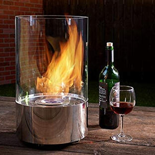 Portable Table Top Fire Pit