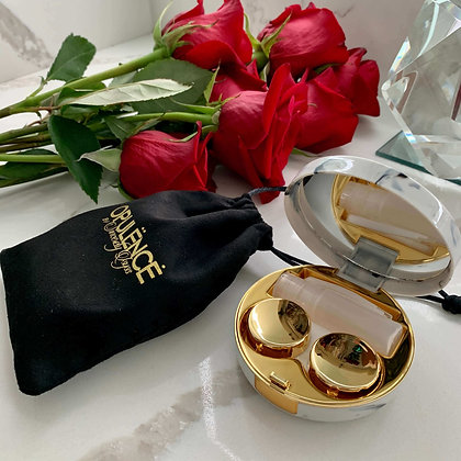 Luxe Contact Compact (Gold)