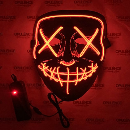 Purge Election Year Mask (Dark Orange)
