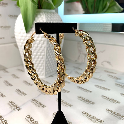 Uptown Hoops (Gold)