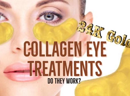 24K Gold Eye Bag Treatments