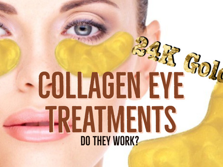 24K Gold Eye Bag Treatments