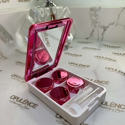 Deluxe Contact Compact (Pink)