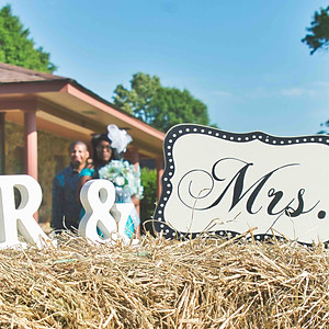 Sam & Chandra Singleton's Wedding