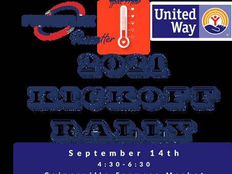 2021 United Way Kick off Rally