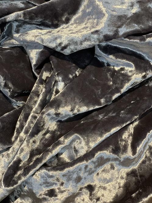 Crushed Velvet Figure/WPD Posing Suit