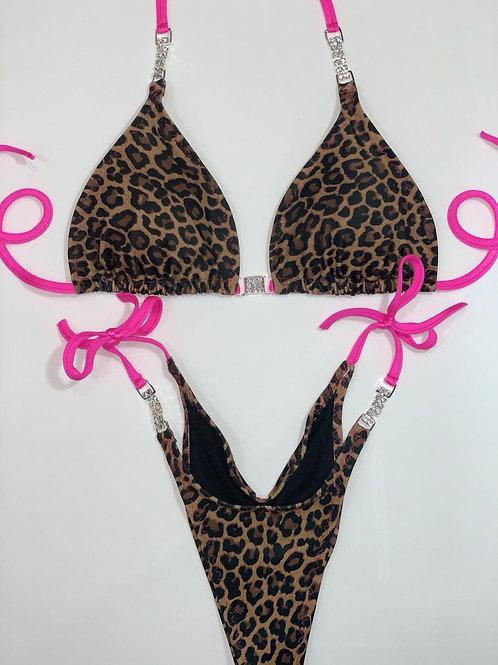 Bikini Posing Suit - Triangle Top