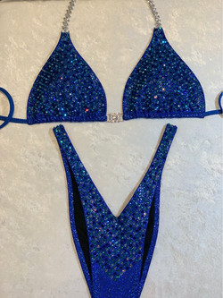 Blue Zircon Luster