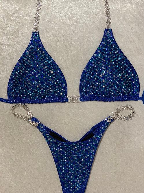 Blue Zircon Bikini