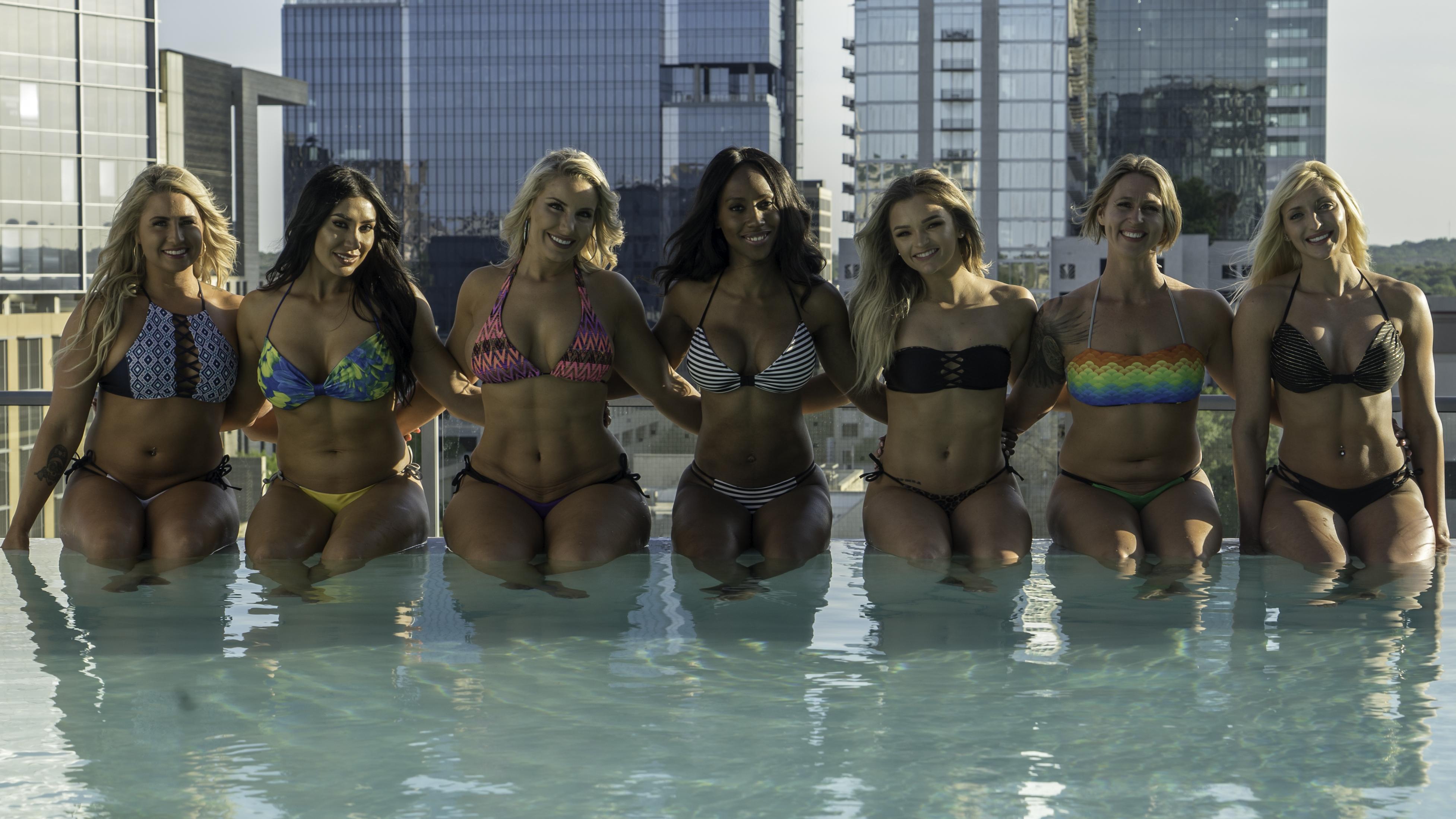 Bodacious Bikini Babes