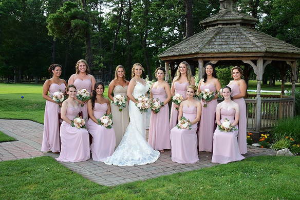 Trends in the World of Bridesmaids