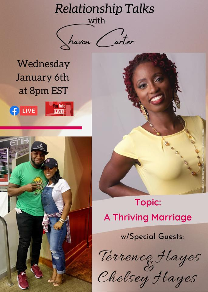 Thriving Marriage Flyer