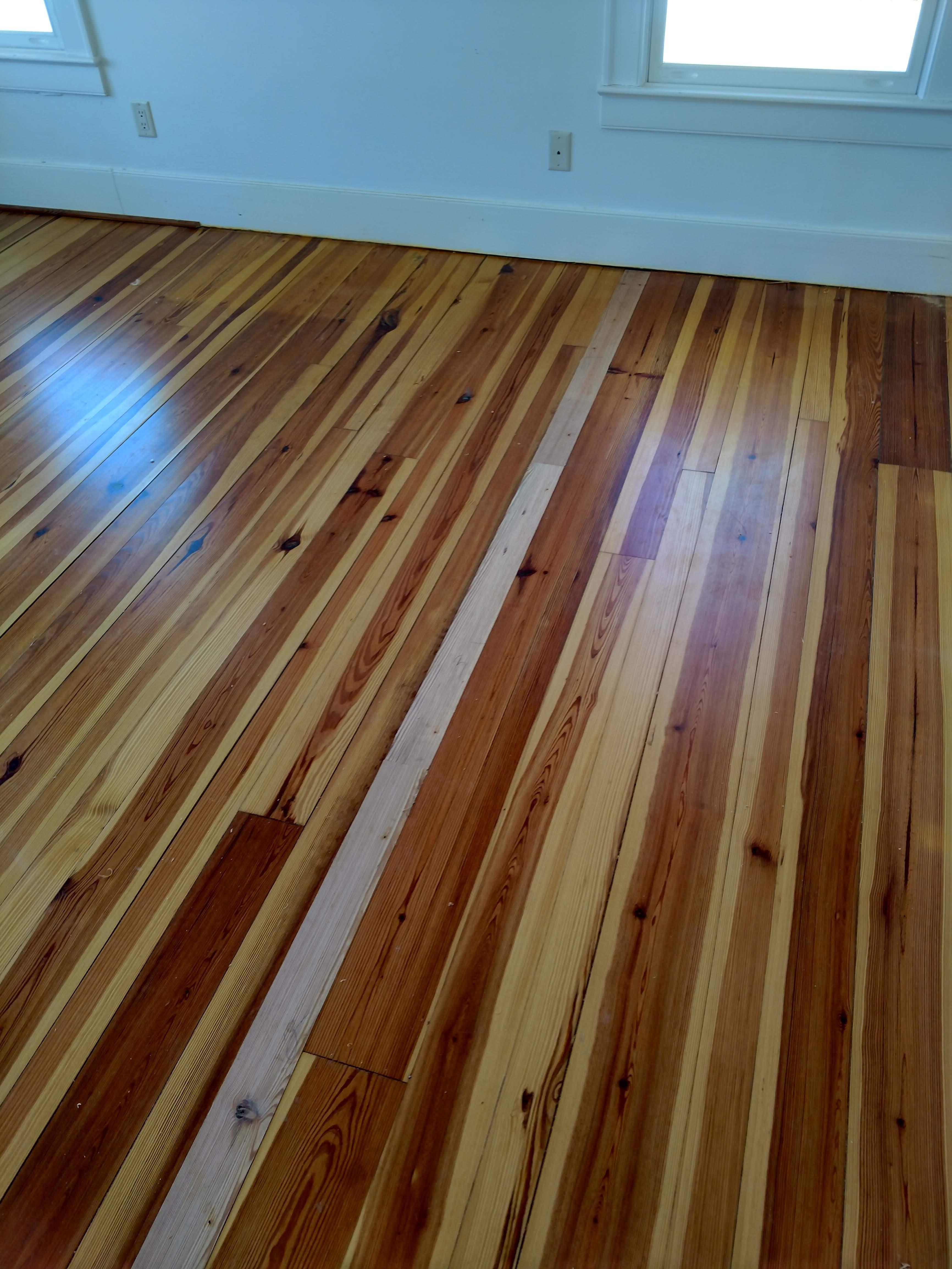 Pine Hardwood