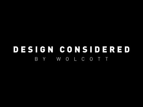Design Considered: By Wolcott