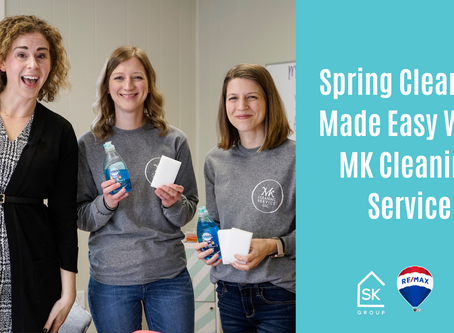 Spring Cleaning Made Easy With MK Cleaning Service