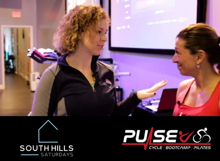 South Hills Saturdays Episode 6: Pulse - Cycle|Bootcamp|Pilates
